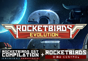 Rocketbirds 2 Evolution + Mind Control & OST Compilation DLC Steam CD Key