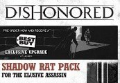 Dishonored - Shadow Rat Pack DLC Steam CD Key