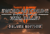 Sword Art Online: Fatal Bullet Deluxe Edition RU VPN Required Clé Steam