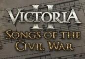 Victoria II: Songs of the Civil War DLC Clé Steam