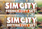 SimCity Double City Pack - British and French Origin CD Key