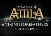 Total War: Attila + Viking Forefathers Culture Pack Clé Steam