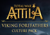 Total War: ATTILA - Viking Forefathers Culture Pack DLC EU Steam CD Key