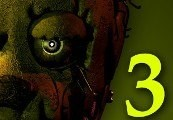 Five Nights At Freddy's 3 Steam CD Key