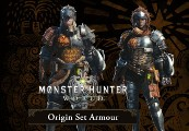Monster Hunter: World - Origin Armor Set DLC EU PS4 CD Key