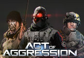 Act of Aggression Steam Gift