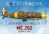 IL-2 Sturmovik - MC.202 Series VIII Collector Plane DLC EN Language Only Steam CD Key
