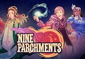 Nine Parchments EU PS4 CD Key