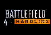 Battlefield Hardline + Battlefield 4 Origin CD Key