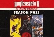 Wolfenstein II: The Freedom Chronicles - Season Pass Steam CD Key