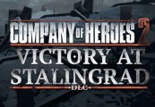 Company of Heroes 2 - Victory at Stalingrad DLC EU Steam CD Key