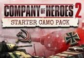 Company of Heroes 2 - Starter Camo Bundle Steam CD Key