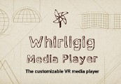 Whirligig VR Media Player Steam CD Key