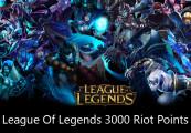 League of Legends 3000 RP Prepaid Card EUW   Kinguin - FREE