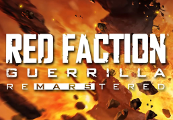 Red Faction Guerrilla Re-Mars-tered EU Nintendo Switch Key