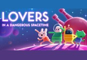 Lovers in a Dangerous Spacetime Steam CD Key