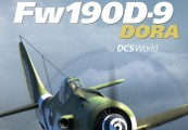 DCS: Fw 190 D-9 Dora DLC Steam Gift