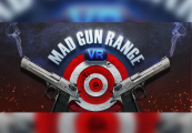Mad Gun Range VR Simulator Steam CD Key
