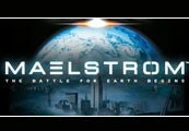 Maelstrom: The Battle For Earth Begins Steam CD Key