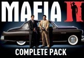 Mafia II Complete Pack EU Steam CD Key