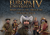Europa Universalis IV - Mandate of Heaven Content Pack RU VPN Required Steam CD Key