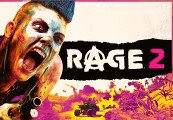 Rage 2 PRE-ORDER EU Steam CD Key