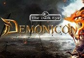 The Dark Eye: Demonicon Chave Steam