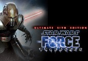 Star Wars The Force Unleashed: Ultimate Sith Edition RU VPN Activated Steam CD Key