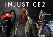 Injustice 2 - Fighter Pack 2 DLC Steam CD Key