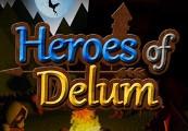Heroes of Delum Steam CD Key