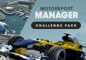Motorsport Manager - Challenge Pack DLC Steam CD Key