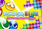 Puyo Puyo Tetris RU VPN Required Steam CD Key