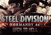 Steel Division: Normandy 44 - Back to Hell DLC Steam CD Key