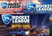Rocket League Game of the Year DLC Pack Clé Steam