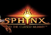 Sphinx and the Cursed Mummy Clé Steam