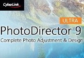 CyberLink PhotoDirector 9 Ultra Key