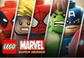LEGO Marvel Super Heroes EU Steam CD Key