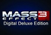 Mass Effect 3 N7 Digital Deluxe + Bonus DLC Origin CD Key