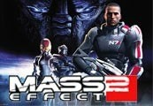 Mass Effect 2 + Cerberus Network DLC Origin CD Key