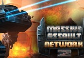 Massive Assault Network 2 Steam CD Key