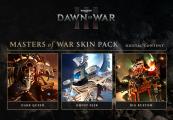 Warhammer 40,000: Dawn Of War III - Masters Of War Skin Pack DLC EU Steam CD Key