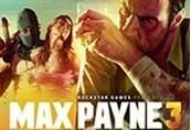 Max Payne 3 Retail CD Key (NO STEAM)