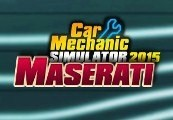Car Mechanic Simulator 2015 - Maserati DLC Steam CD Key