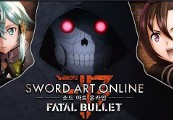 Sword Art Online: Fatal Bullet ROW Clé Steam