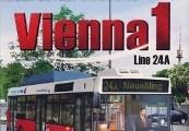 OMSI 2 Add-on Vienna 1 - Line 24A Steam CD Key