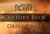 Total War: ROME II + Greek States Culture Pack Steam Gift