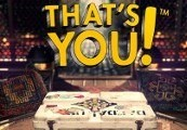 That's You! EU PS4 CD Key