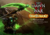 Warhammer 40,000: Dawn of War II: Retribution - The Last Stand Necron Overlord DLC Steam CD Key
