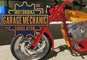 Motorbike Garage Mechanic Simulator Steam CD Key