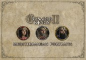 Crusader Kings II - Mediterranean Portraits DLC Steam CD Key